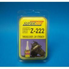 SUPERTITE Z-222 Ασφαλιστικό Βιδών Χαμηλού Βαθμού 10 ml