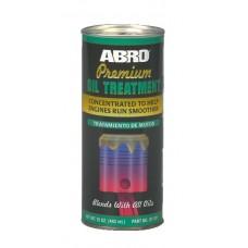 ABRO Premium Motor Oil Treatment - Υπερενισχυμένο Πρόσθετο Λαδιού 443ml