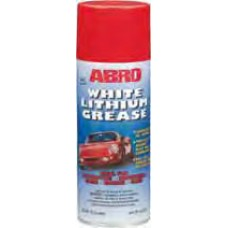 ABRO White Lithium Grease Spray - Λευκό Γράσσο Λιθίου σε Σπρέυ 284gr