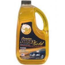 ABRO Premium Gold Car Wash & Wax  - Συμπυκνωμένο Σαμπουάν Αυτοκινήτου 1.9 Lit.